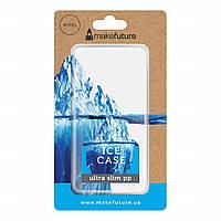 Чохол MakeFuture Ice Case Samsung G950 Galaxy S8 Blue (MCI-SS8WH)