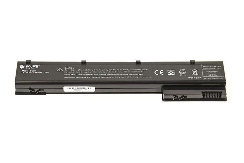 Аккумулятор для ноутбука HP HP8560LH / 14.8 V 5200mAh / NB460564 PowerPlant