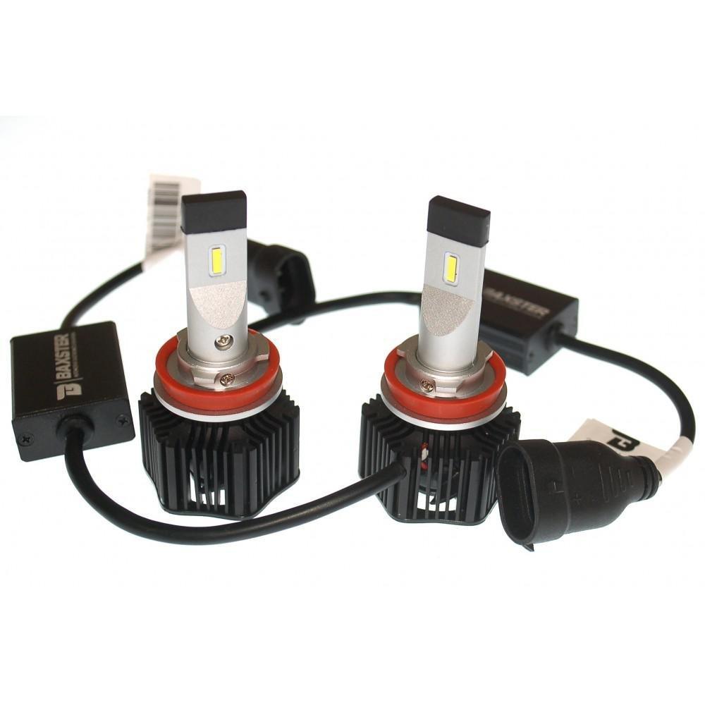 Лампы светодиодные Baxster L H11 6000K