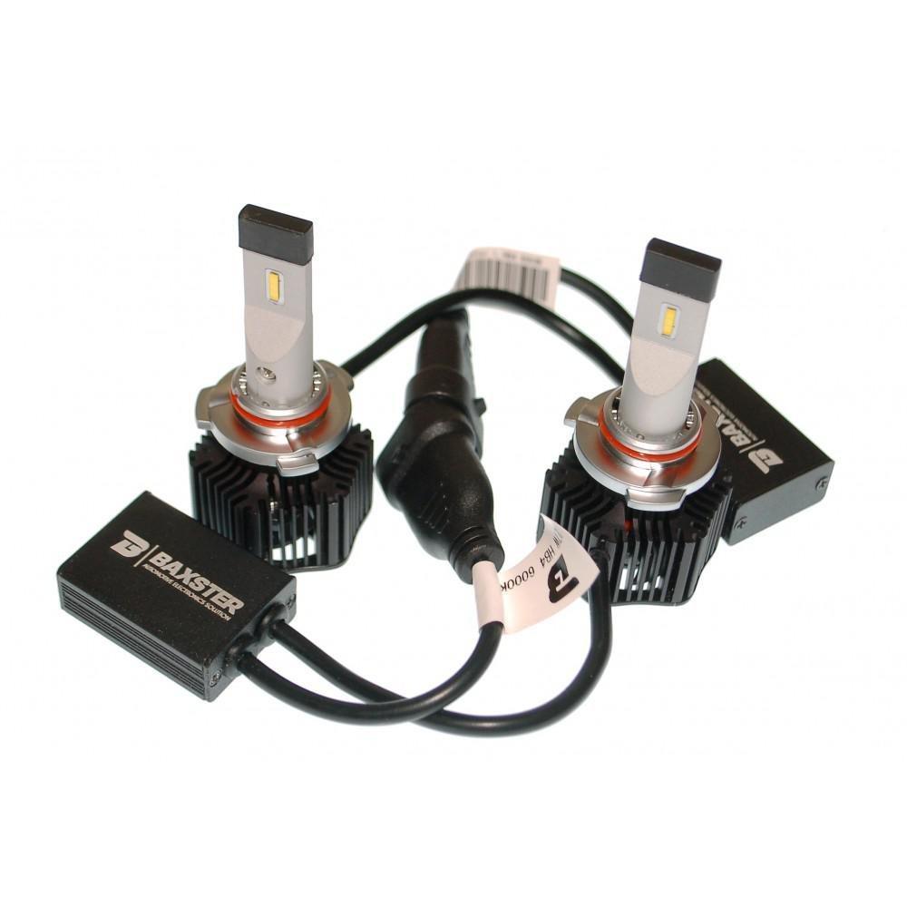 Лампы светодиодные Baxster L HB4(9006) 6000K