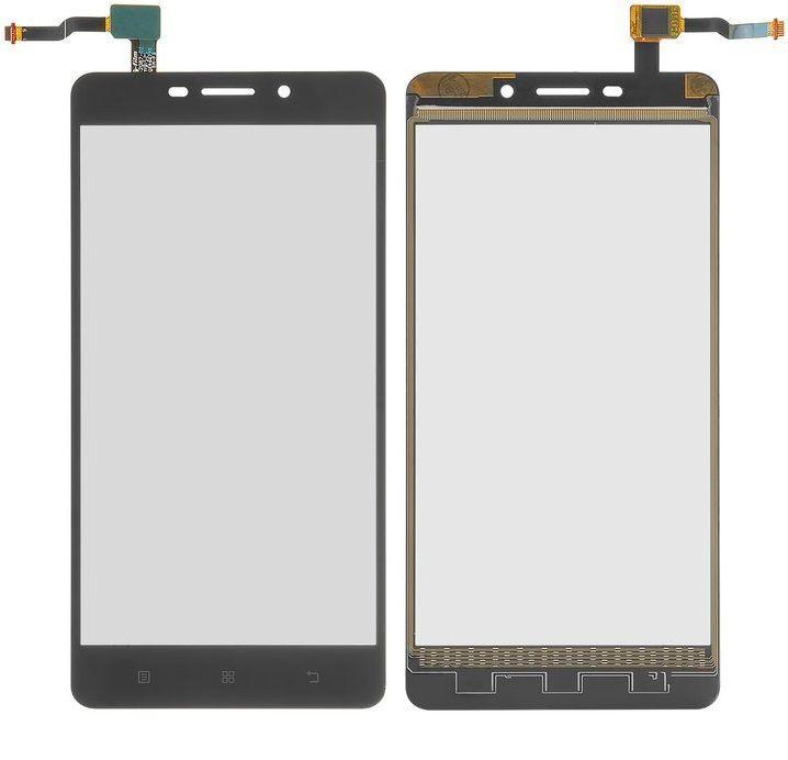 Сенсор (тачскрин) для телефона Lenovo S8 A5500 Black
