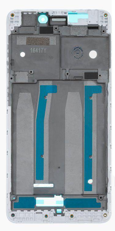 Рамка дисплея Xiaomi Redmi 4A White