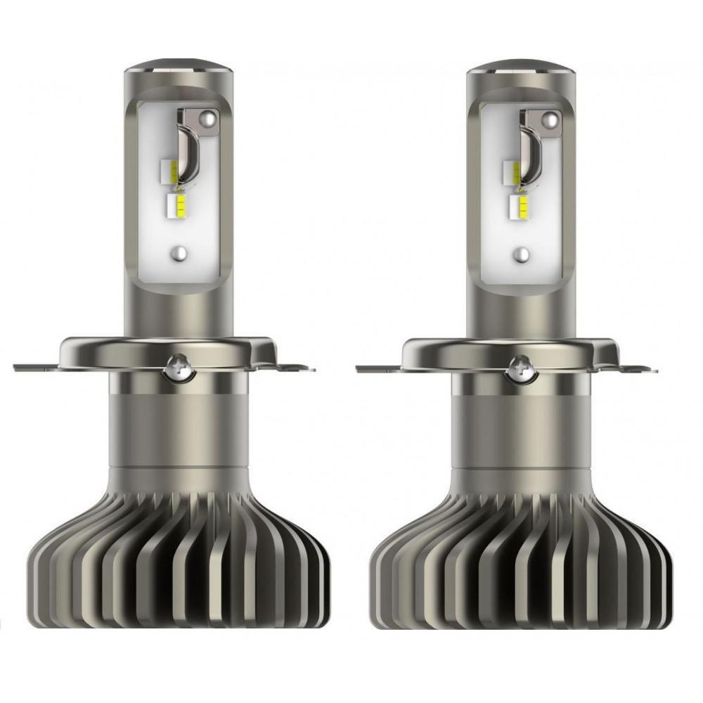 Світлодіодні лампи Philips H4 X-tremeUltinon LED Gen2 +250% 11342XUWX2