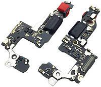 Шлейф Huawei P10 Plus нижня плата з роз'ємом зарядки і мікрофоном