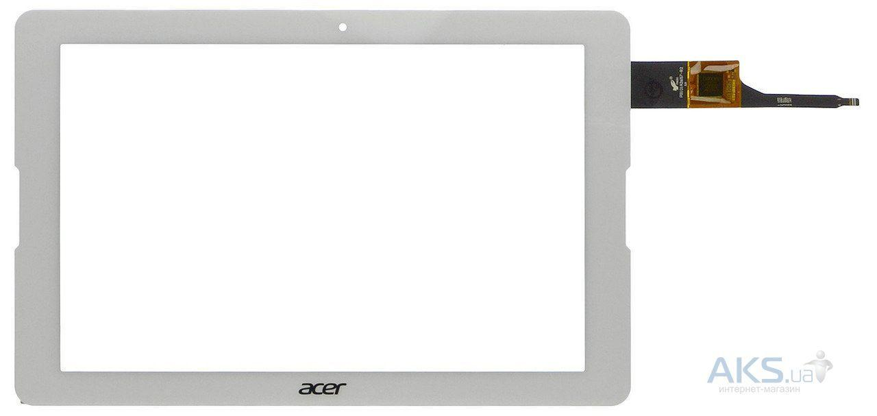 Сенсор (тачскрин) Acer Iconia One 10 B3-A20 with frame White