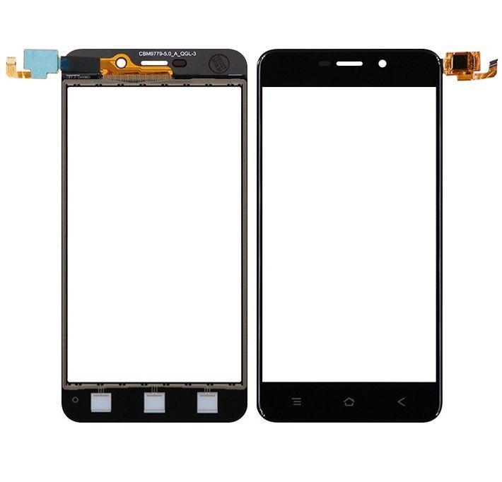 Сенсор (тачскрин) для телефона Blackview A10 Black