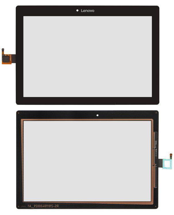 Сенсор (тачскрин) Lenovo Tab 2 X30F A10-30 Black