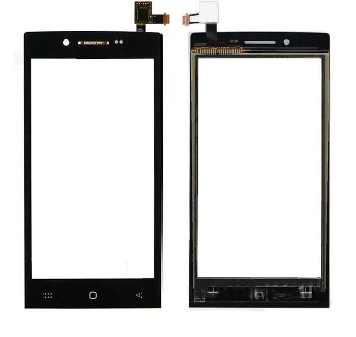 Сенсор (тачскрин) для телефона DOOGEE DG450 Black