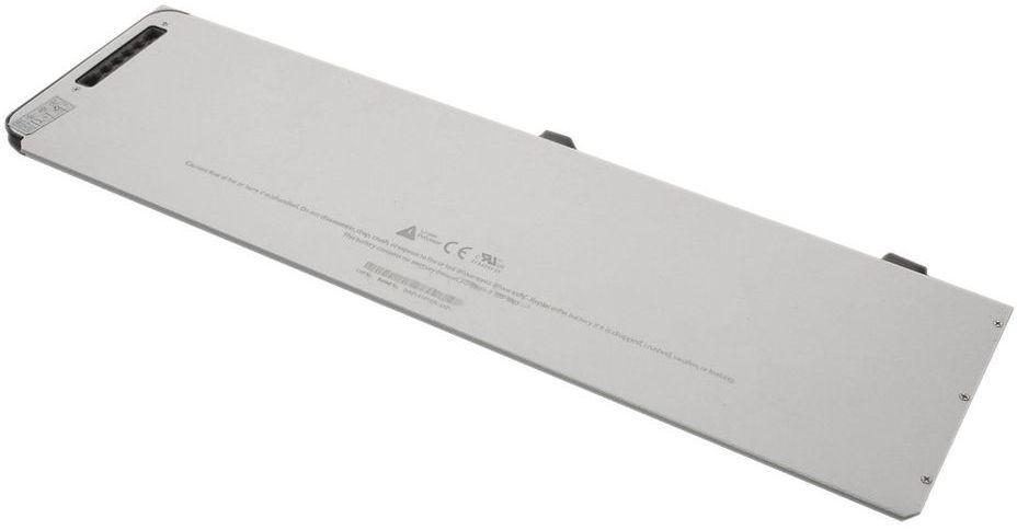 Аккумулятор для ноутбука Apple A1281 / 10.8V 4600mAh Silver