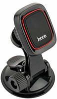 Автотримач магнітний Hoco CA28 Happy Journey Black