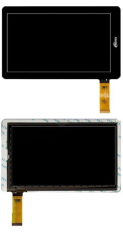 Сенсор (тачскрин) Ritmix RBK-495, DNS AirBook TVD704 Black