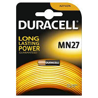 Батарейка Duracell A27 (MN27) 1шт (81488674)
