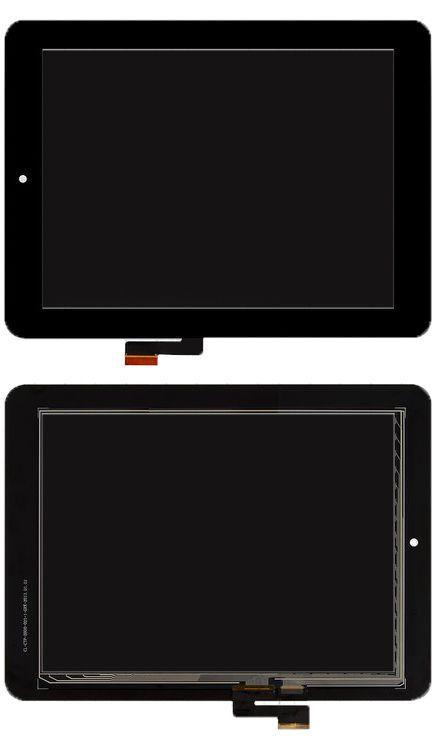 Сенсор (тачскрин) Prestigio MultiPad 2 Prime Duo 8.0 PMP 5780D, MultiPad 8.0 Pro Duo PMP 5580C Black