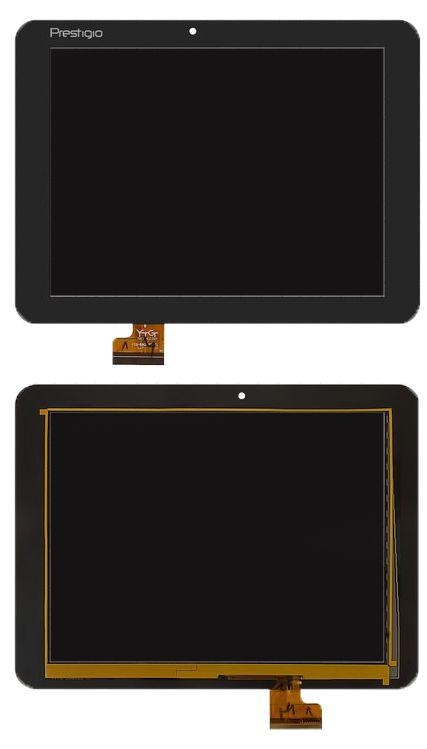 Сенсор (тачскрин) Prestigio MultiPad 8.0 Ranger LTE PMT 5287 Black