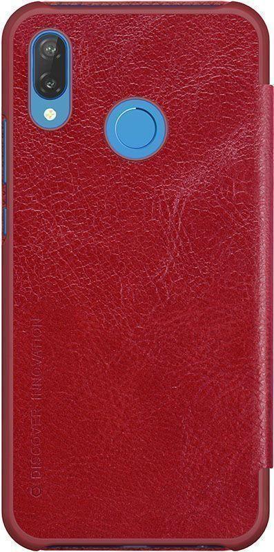 Чохол Nillkin Qin Series Huawei P20 Lite, Nova 3E Red