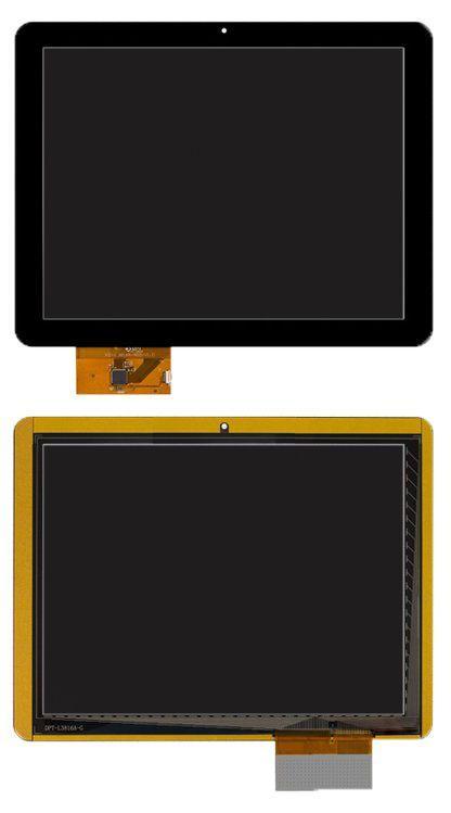 Сенсор (тачскрин) Freelander PD70, Sysbay S-mp99, Broncho Crane A088, Nautilus NEO Black