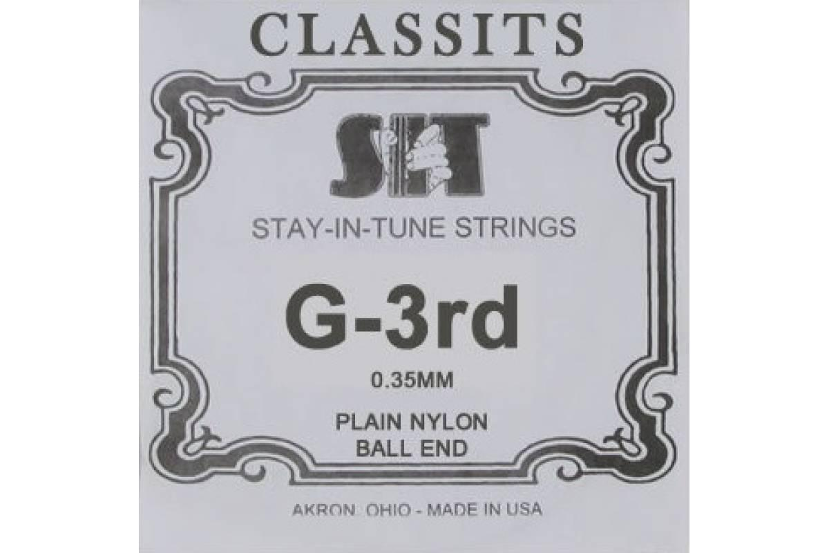 Струна для классической гитары SIT STRINGS C-3RD