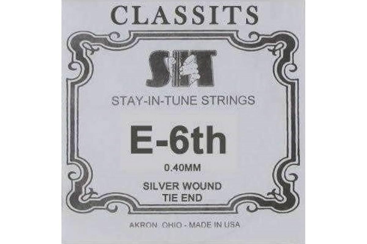 Струна для классической гитары SIT STRINGS C-6TH/H