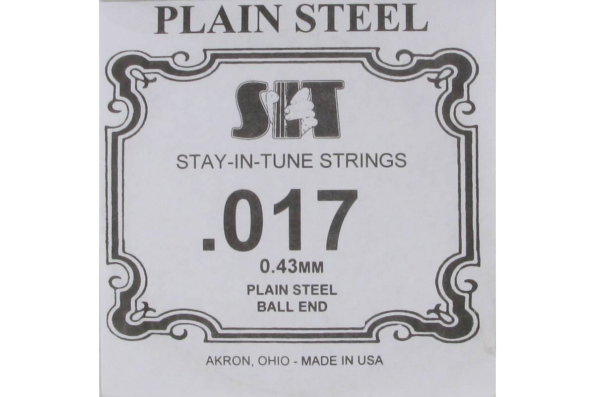 Струна для электрогитары SIT STRINGS 017
