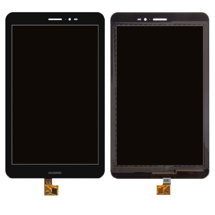 Сенсор (тачскрин) Huawei MediaPad T1 8.0 S8-701u, MediaPad T1 8.0 LTE T1-821L Black