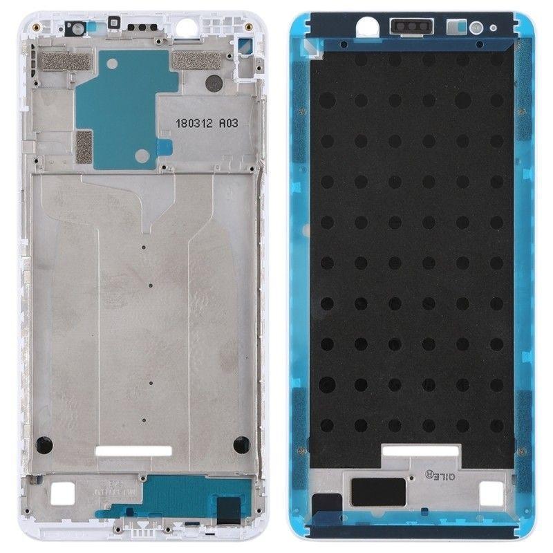 Передня панель корпусу (рамка дисплея) Xiaomi Redmi Note 5 White