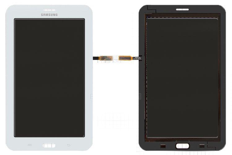 Сенсор (тачскрин) Samsung Galaxy Tab 3 Lite 7.0 T111 3G (original) White