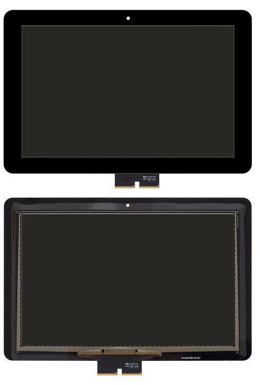 Сенсор (тачскрин) Acer Iconia Tab A3-A10, A3-A11 Black