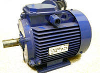 Электродвигатель 4А 280M6, 90 кВт 1000 об./мин. общепромышленный трехфазный