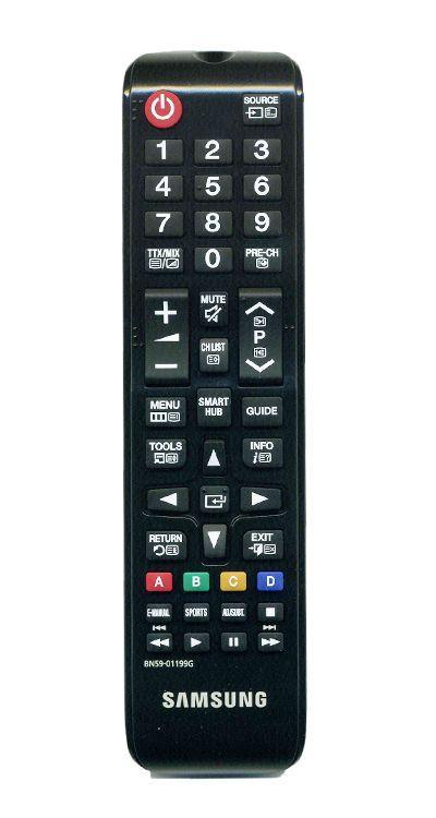 Пульт для телевизора Samsung UE65JU6000W Original (353359)
