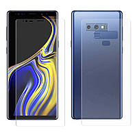 Захисна плівка BoxFace Polyurethane Samsung N960 Galaxy Note 9 Face and Back