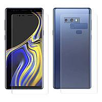 Защитная пленка BoxFace Противоударная Samsung N960 Galaxy Note 9 Face and Back