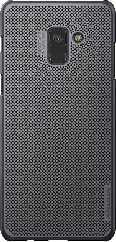 Чехол Nillkin Air Case Samsung A730 Galaxy A8 Plus 2018 Black
