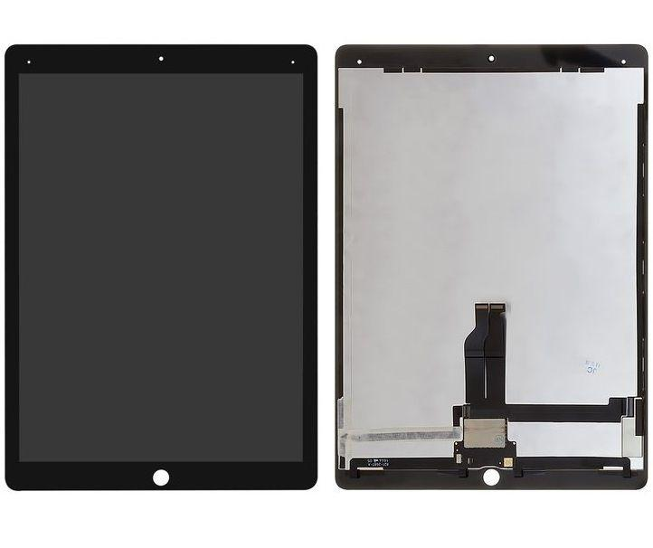 Дисплей для планшета Apple iPad Pro 12.9 2015 (A1584, A1652, со шлейфом) + Touchscreen Black
