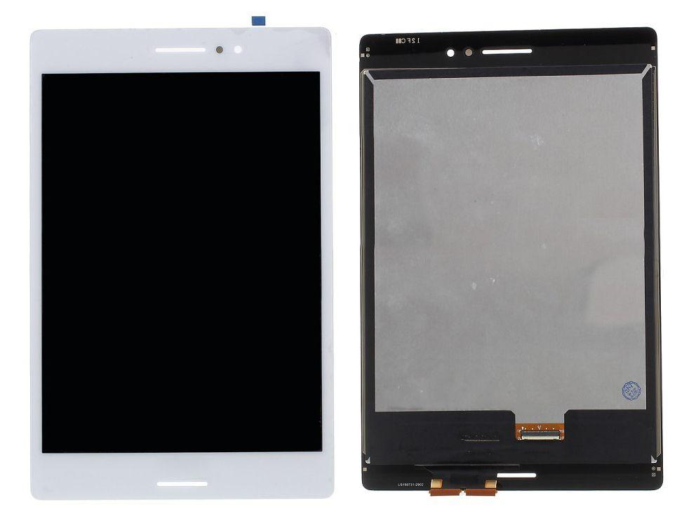 Дисплей для планшета Asus ZenPad S 8.0 Z580CA (шлейф 23мм) + Touchscreen (copy) White