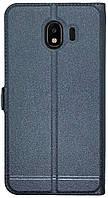 Чехол Momax Book Cover Samsung J400 Galaxy J4 2018 Gray