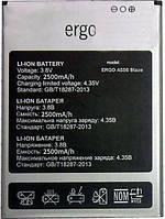 Аккумулятор Ergo A556 Blaze (2500 mAh) 12 мес. гарантии