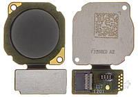 Шлейф Huawei Nova 2 2017 со сканером отпечатка пальца Grey