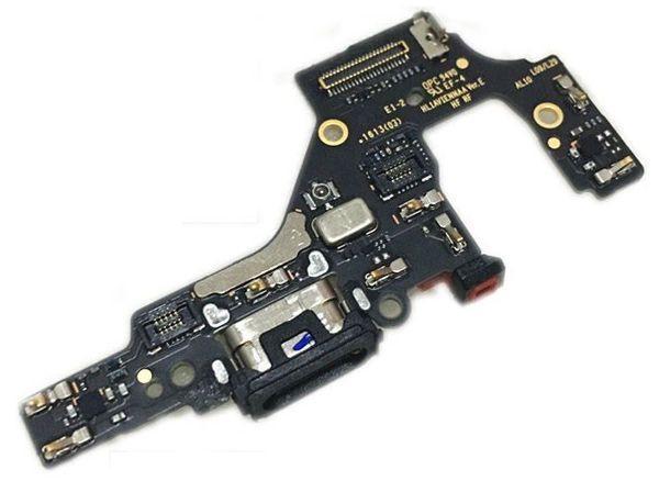 Шлейф Huawei P9 Plus нижня плата з роз'ємом зарядки і мікрофоном
