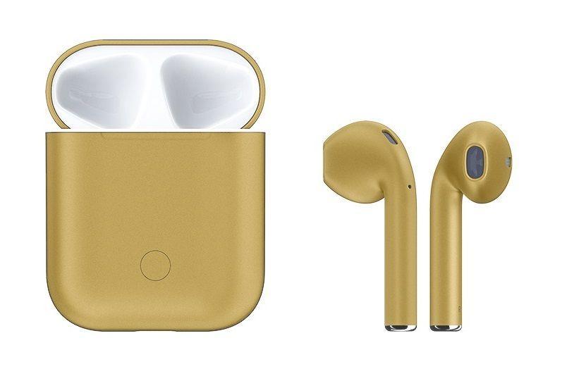 Наушники Hoco ES28 Gold