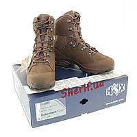 Берцы армейские 4-х слойная мембрана Gore-Tex® HAIX  Nepal Pro Coyote Brown 203307