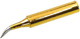 Паяльное жало изогнутое 900M-T-IS Gold Aida