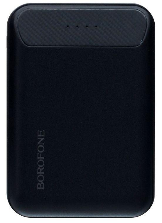 Зовнішній акумулятор Borofone BT17 10000 mAh Black