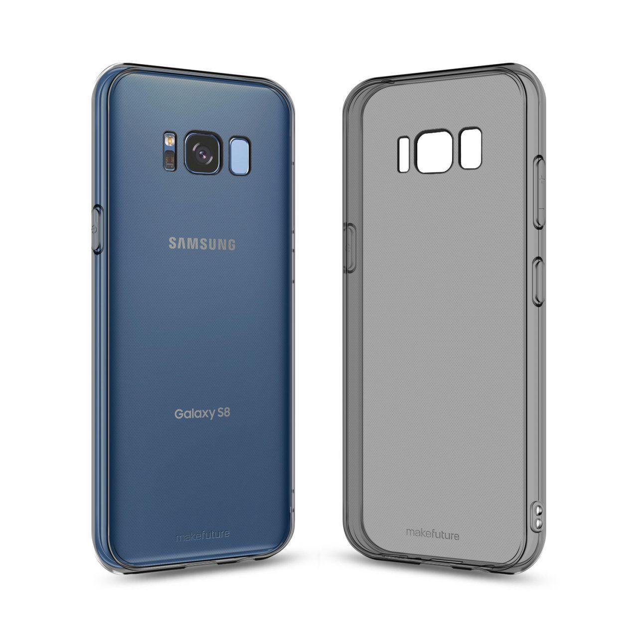Чехол MakeFuture Air Case Samsung G950 Galaxy S8 Black (MCA-SS8BK)