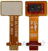 Шлейф Sony D2302 Xperia M2 Dual / D2303 Xperia M2 / D2305 Xperia M2 / D2306 Xperia M2 датчика наближення