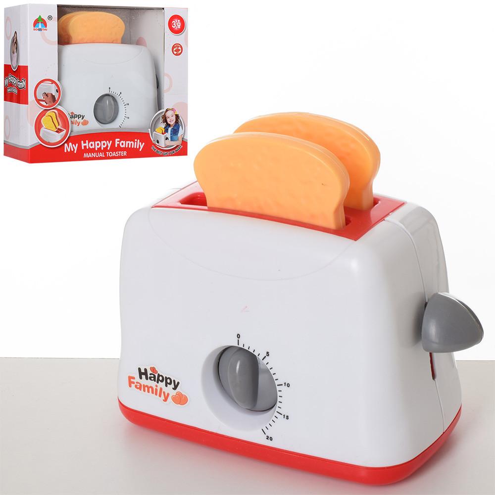 Тостер игрушечный 5206