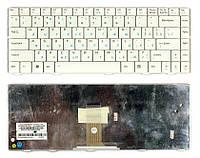 Клавиатура для ноутбука Asus F80 F80S F80CR F80Q F80L белая