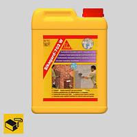 Sikagard® - 703 W - гидрофобизирующая пропитка для фасадов на водной основе.