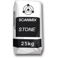 "Scanmix Stone ""баранчик 1,5 мм"" мінеральна фасадна штукатурка, 25кг"