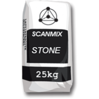 """Scanmix Stone """"баранчик 1,5 мм"""" мінеральна фасадна штукатурка, 25кг - Гуртівня будматеріалів Прем'єрбуд в Львове"""