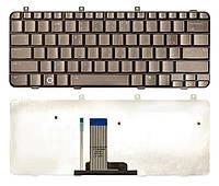 Клавиатура для ноутбука HP Pavilion D3-1000 DV3Z-1000 с подсветкой Light бронзовая